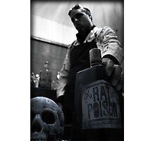 Mad Scientist Rat Poison - Jason Collier Photographic Print
