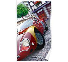 Alfa Romeo HDRI from GT5 Poster