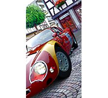 Alfa Romeo HDRI from GT5 Photographic Print