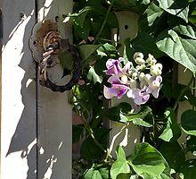 Gate Handle by Joy Watson