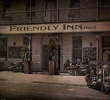 The Friendly Inn by garts