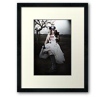 Killer Bride - Kalli McCandless Framed Print