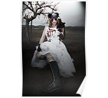 Killer Bride - Kalli McCandless Poster