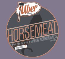 Uber Brand Horsemeat - Plain - no stamp by huckblade