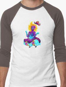 Cyber Star Witch Men's Baseball ¾ T-Shirt