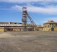 Delprats Mine, Broken Hill, NSW by DashTravels