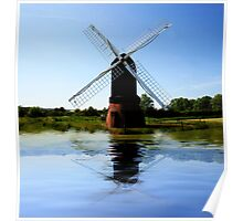 Windmill of your mind Poster