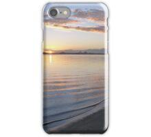 Sunset at Bribie Island iPhone Case/Skin
