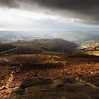 View from Higger Tor by Roy Childs