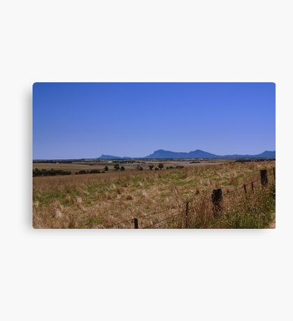 south grampians Canvas Print