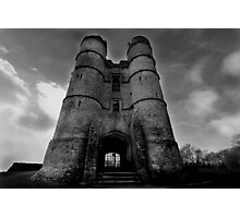 The Gate House - Donnington Castle Photographic Print