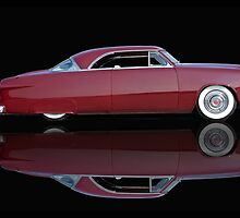 1951 Ford Custom Victoria 'Reflections' by DaveKoontz