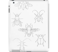 Insect Invasion iPad Case/Skin