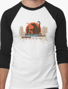 The Best Scene Men's Baseball ¾ T-Shirt