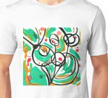 Abstract Tree Art  Unisex T-Shirt