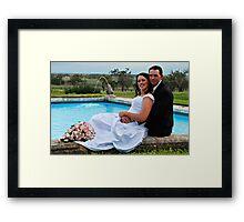 Couples In Love Framed Print