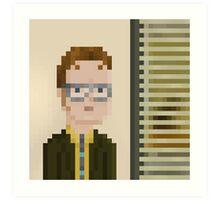 Dwight Art Print