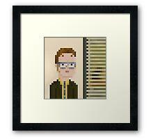 Dwight Framed Print