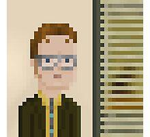 Dwight Photographic Print