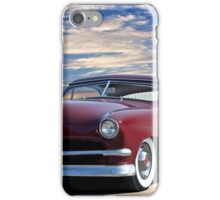1951 Ford Custom Victoria IV iPhone Case/Skin