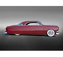 1951 Ford Custom Victoria III Photographic Print