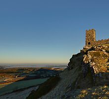 St. Michael De Rupe - Brent Tor by Neal Petts