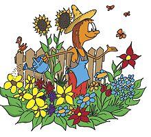 Gardener by Pepan