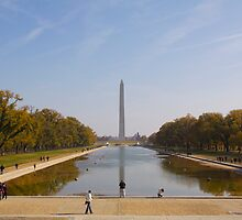Washington Monument, DC by Ashlee Betteridge