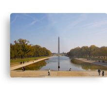 Washington Monument, DC Metal Print