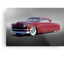 1951 Ford Custom Victoria I Metal Print
