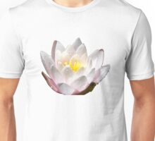 Shining Water Lily Unisex T-Shirt