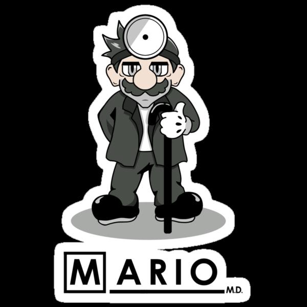 Mario M.D. by Ryan Pedersen
