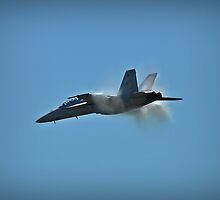 Breaking the Sound Barrier by GarethWilton