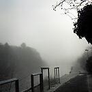 The Misty River Cree-Newton Stewart, Scotland by sarnia2