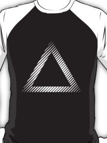 triangle 02 /// Simple T-Shirt