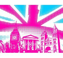 London! Photographic Print