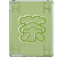 Chinese characters of TEA iPad Case/Skin