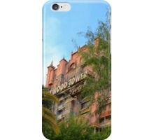 Hollywood Studios- Tower of Terror iPhone Case/Skin
