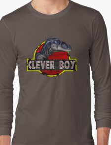 Clever Boy Long Sleeve T-Shirt