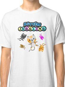 Kitten Juggling - Logo T-Shirt Classic T-Shirt