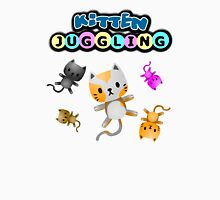 Kitten Juggling - Logo T-Shirt Women's Fitted Scoop T-Shirt