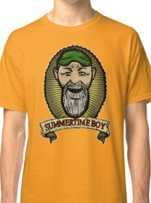 Seasick Steve- Summertime Boy Classic T-Shirt