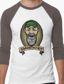 Seasick Steve- Summertime Boy Men's Baseball ¾ T-Shirt