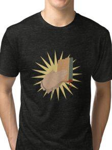 screenprint Tri-blend T-Shirt