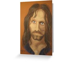 Aragorn Greeting Card