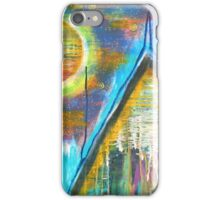 Mountain Home for the Heart: Inner Power Painting iPhone Case/Skin