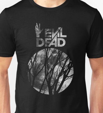 A Pale Moon Rises Unisex T-Shirt