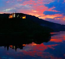 Carbisdale Castle Sutherland by Terry Greenwood