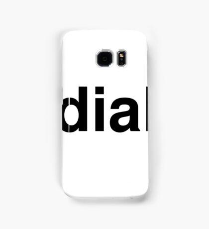dial Samsung Galaxy Case/Skin