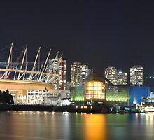 Casino and stadium by jackdouglas